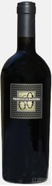 圣玛泽诺六十年普里米蒂沃干红葡萄酒(Feudi di San Marzano Sessantanni Primitivo,Manduria,Italy)