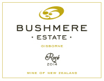 布什梅桃红葡萄酒(Bushmere Estate Rose,Gisborne,New Zealand)