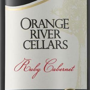 奥兰治河酒庄宝石红赤霞珠红葡萄酒(Orange River Cellars Ruby Cabernet,Orange River,South Africa)