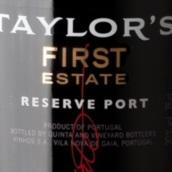 泰勒一级珍藏波特酒(Taylor's First Estate Reserve Port, Douro, Portugal)