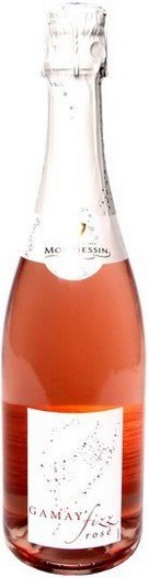 摩曼森酒庄佳美桃红起泡酒(Mommessin Gamay'Fizz Rose,Beaujolais,France)