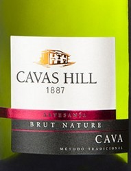 卡瓦斯山艺术自然干型卡瓦起泡酒(Cavas Hill Artesania Brut Nature,Catalonia,Spain)