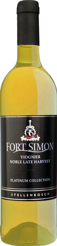 西蒙堡维欧尼贵腐甜白葡萄酒(Fort Simon Noble Late Harvest Viognier,Stellenbosch,South ...)