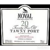 飞鸟园20年茶色波特酒(Quinta do Noval 20 Years Old Tawny Port,Portugal)