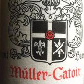 卡托尔哈尔特公爵雷司兰尼精选白葡萄酒(Muller-Catoir Haardter Herzog Rieslaner Auslese, Pfalz, Germany)