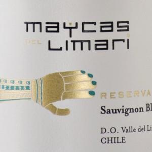 麦卡斯珍藏长相思白葡萄酒(Maycas del Limari Reserva Sauvignon Blanc, Limari Valley, Chile)