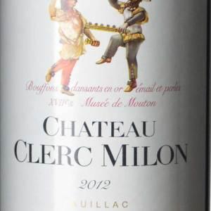 克拉米伦酒庄红葡萄酒(Chateau Clerc Milon, Pauillac, France)