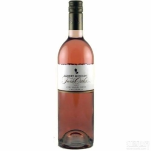 蒙大维双橡园仙粉黛桃红葡萄酒(Robert Mondavi Winery Twin Oaks Zinfandel Rose,California,...)
