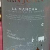 胜幻丹魄桃红葡萄酒(Vina San Juan Tempranillo,La Mancha,Spain)