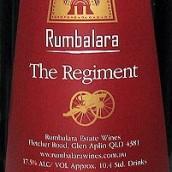 鲁巴拉拉瑞吉曼波特风格加强酒(Rumbalara Regiment,Queensland,Australia)