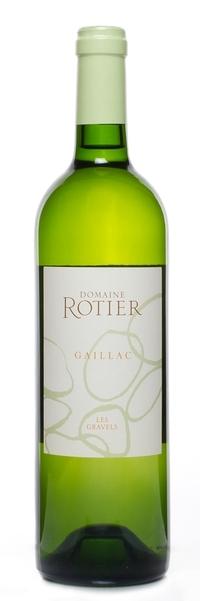 罗蒂尔砂砾干白葡萄酒(Domaine Rotier Les Gravels Blanc,Gaillac,France)