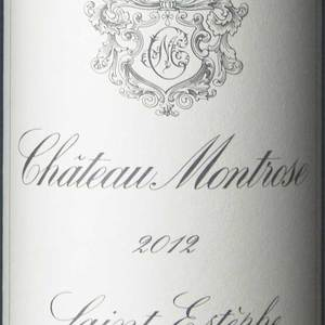 玫瑰山庄园红葡萄酒(Chateau Montrose, Saint-Estephe, France)