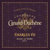 卡纳-杜宪嘉域特酿查理七世魅力白中黑香槟(Champagne Canard-Duchene La Grande Cuvee de Beaute Charles ...)