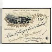 伊贡米勒威廷格雷司令精选白葡萄酒(Egon Muller - Scharzhof Wiltingen Braun Kupp Riesling Auslese, Mosel, Germany)