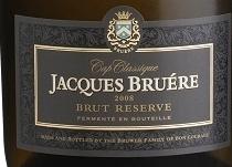本勇气经典系列珍藏天然干型起泡酒(Bon Courage Cap Classique Jacques Bruere Brut Reserve,...)
