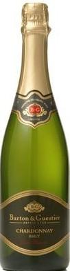 巴顿嘉斯蒂霞多丽起泡酒(Barton&Guestier Sparkling Chardonnay,Bordeaux,France)