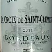 La Croix de Saint-Clément,Bordeaux,France