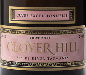 克拉弗山特别窖藏桃红葡萄酒(Clover Hill Cuvee Exceptionnelle Rose,Tasmania,Australia)