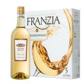 弗朗西亚酒商精选霞多丽干白葡萄酒(Franzia Vintner Select Chardonnay,Central Valley,USA)