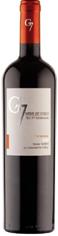 卡塔维嘉吉七佳美娜干红葡萄酒(Carta Vieja G7 Carmenere,Loncomilla Valley,Chile)