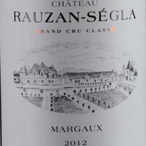 鲁臣世家庄园红葡萄酒(Chateau Rauzan-Segla,Margaux,France)