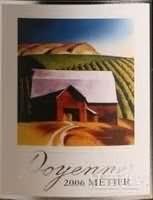 里尔多尼美特干白葡萄酒(DeLille Cellars Doyenne Metier Blanc,Red Mountain,USA)