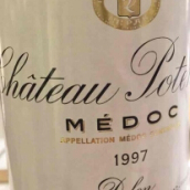 波坦萨德隆干红葡萄酒(Chateau Potensac Delon,Medoc,France)