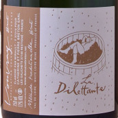 布列塔尼酒庄迪里坦缇起泡酒(传统方法)(Domaine Breton La Dilettante Methode Mraditionnelle,Vouvray,...)