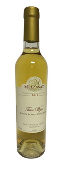 麦拉萨特精品白诗南甜白葡萄酒(Mellasat Premium Tuin Wyn Chenin Blanc,Paarl,South Africa)