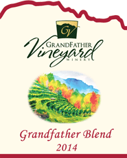 祖父酒庄混酿干红葡萄酒(Grandfather Vineyard&Winery Blend,North Carolina,USA)