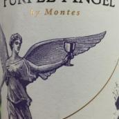 蒙特斯紫衣天使干红葡萄酒(Montes Purple Angel,Colchagua Valley,Chile)