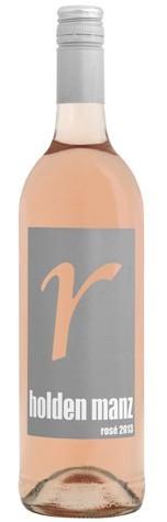 豪尔登曼兹桃红葡萄酒(Holden Manz Rose,Franschhoek Valley,South Africa)