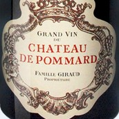 波玛酒庄干红葡萄酒(Chateau de Pommard,Burgundy,France)