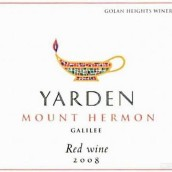 Golan Heights Winery Yarden Mount Hermon Red,Galilee,Israel
