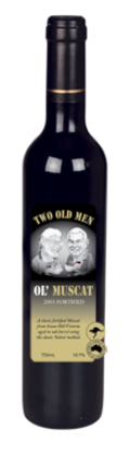 两位老人麝香加强酒(Two Old Men Muscat,Victoria,Australia)
