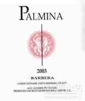 帕尔米纳阿里瑟园巴贝拉干红葡萄酒(Palmina Alisos Vineyard Barbera,Santa Barbara County,USA)