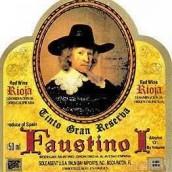 福斯蒂诺I特级珍藏干红葡萄酒(Bodegas Faustino I Gran Reserva,Rioja DOCa,Spain)