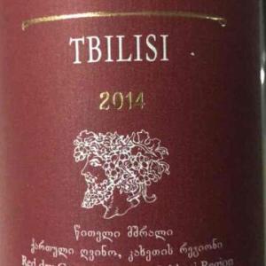 第比利斯干红葡萄酒(Tbilisi Dry Red,Kakheti,Georgia)