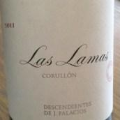 J.·帕拉西奥后裔酒庄拉玛斯红葡萄酒(Descendientes de J. Palacios Las Lamas, Bierzo, Spain)