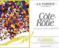 吉佳乐世家拉杜克干红葡萄酒(E.Guigal La Turque,Cote Rotie,France)