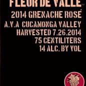 约瑟夫·菲力比酒庄瓦勒之花干型桃红葡萄酒(Joseph Filippi Winery&Vineyards Fleur de Valle,California,...)