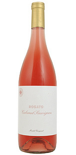 钱宁女儿玛德园赤霞珠桃红葡萄酒(Channing Daughters Mudd Vineyard Rosato di Cabernet ...)