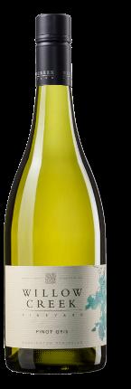 柳溪灰皮诺干白葡萄酒(Willow Creek Vineyard Pinot Gris,Mornington Peninsula,...)
