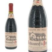 佩高罗兰思特酿干红葡萄酒(Domaine du Pegau Cuvee Laurence,Chateauneuf du Pape,France)