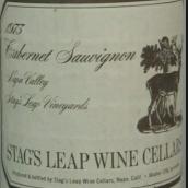 鹿跃酒窖赤霞珠干红葡萄酒(鹿跃区)(Stag's Leap Wine Cellars Cabernet Sauvignon, Stags Leap District, USA)