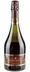 曼尼斯特洛顶级卡瓦桃红起泡酒(Marques de Monistrol Premium Cuvee Brut Rose Cava,Catalonia,...)