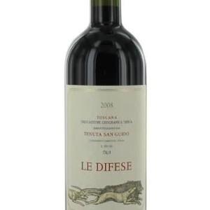 圣圭托迪菲丝干红葡萄酒(Tenuta San Guido Le Difese,Tuscany,Italy)