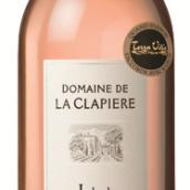 克拉比亚拉德桃红葡萄酒(Domaine de la Clapiere Jalade,Montagnac,France)