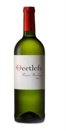 迪特勒夫斯魏瑟尔雷司令干白葡萄酒(Deetlefs Estate Weisser Riesling,Breedekloof,South Africa)