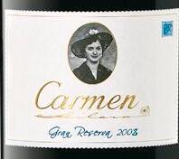 康塔多酒庄卡门干红葡萄酒(Bodegas Contador Carmen, Rioja, Spain)